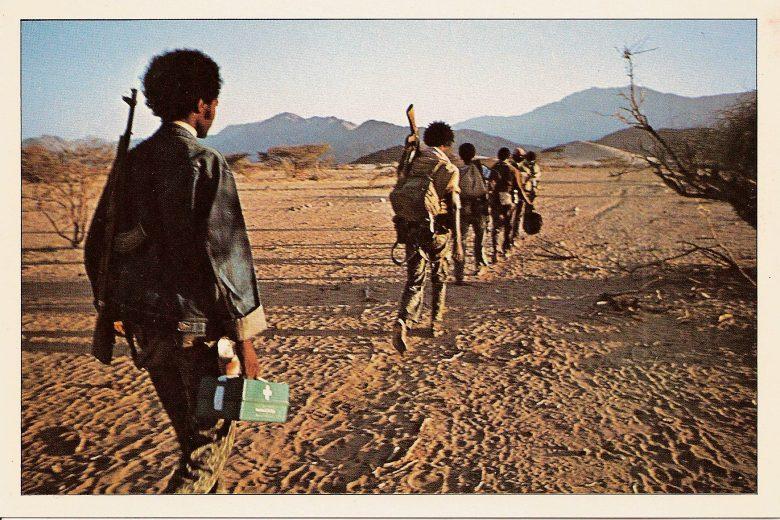 Postkarte aus Eritrea