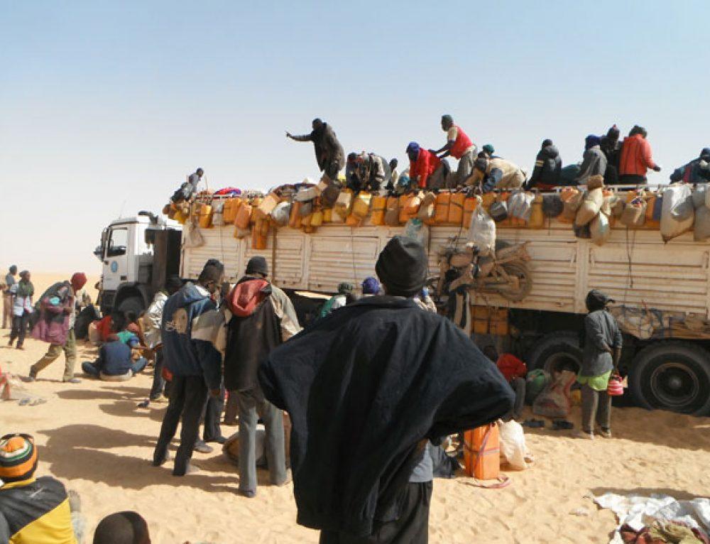 (Deutsch) Au cœur de la filière togolaise d'immigration par la Méditerranée.