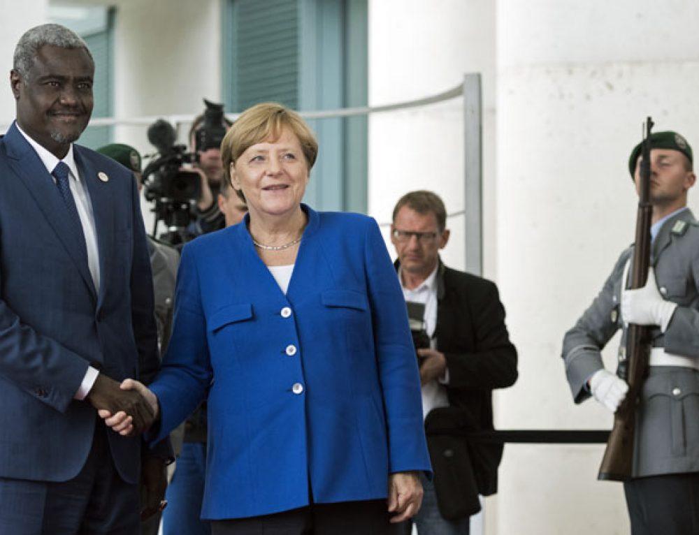 (Deutsch) Die Perspektiven der EU-Afrika Beziehungen