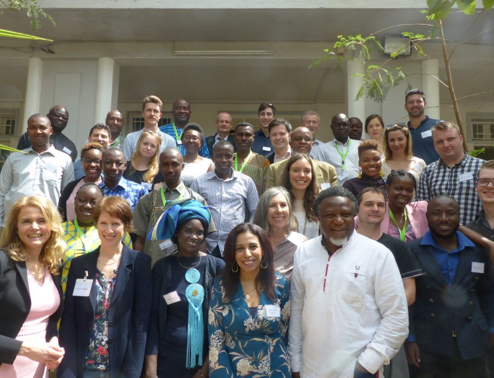 Spring School on Media and Migration in Dakar 2018