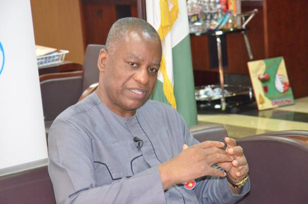Onyeama, Nigeria's Foreign affairs minister