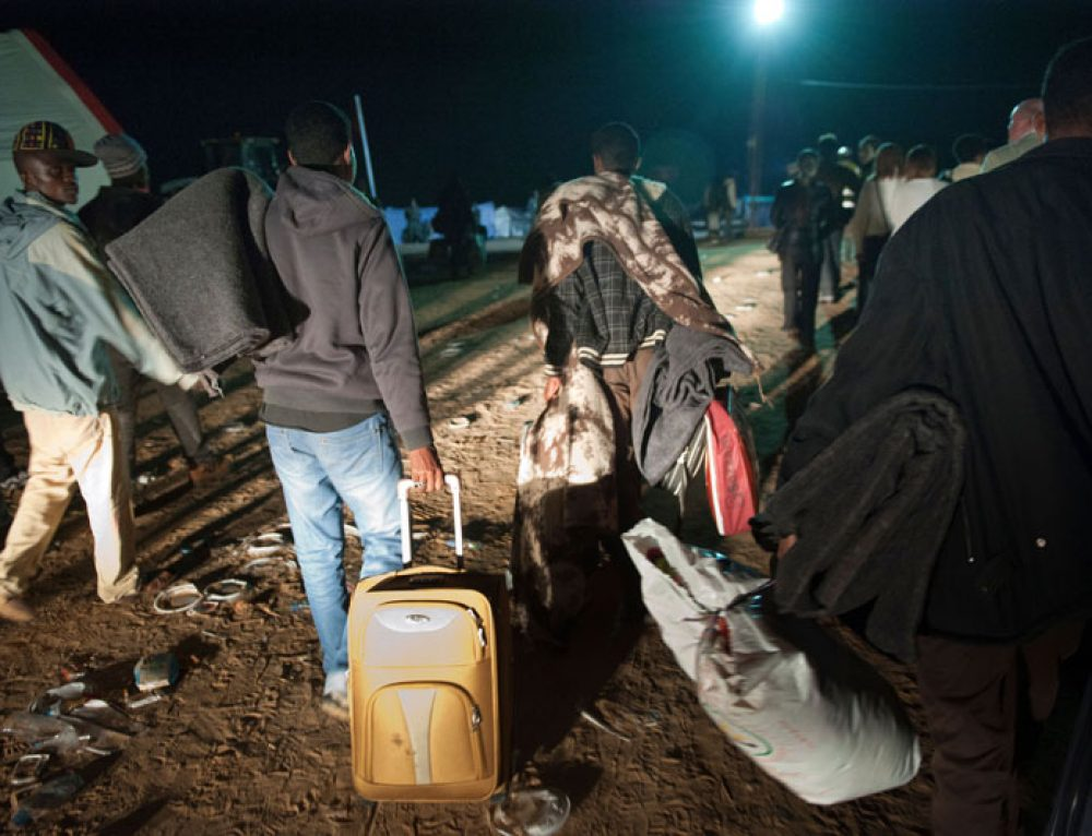 The migration tragedy in Libya