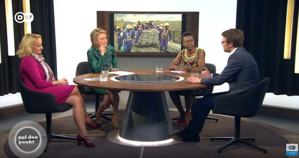 Deutsche Welle Talkrunde