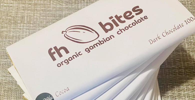 Gift turns into gain with first 'made in Gambia' chocolate bar